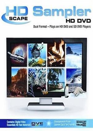 Rent HDScape Sampler Online DVD Rental