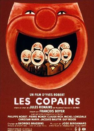 Rent Les Copains Online DVD Rental