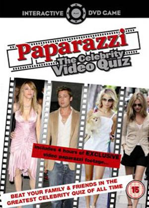Rent The A-List Ultimate Celebrity Interactive Quiz Online DVD Rental