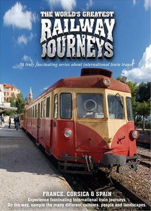 Rent World's Greatest Railway Journeys: Vol.1 Online DVD Rental