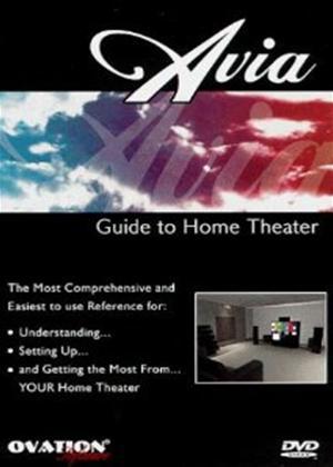 Rent Avia A/V Calibration Online DVD Rental