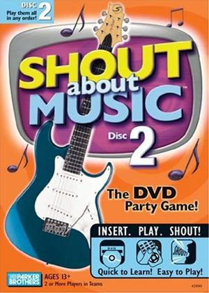 Rent Shout About Music: Chart Toppers Online DVD Rental