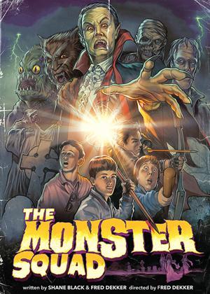 Rent The Monster Squad Online DVD Rental