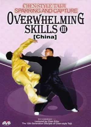 Rent Chen-Style Tai Chi Sparring, Capture and Overwhelming Skills: Vol.3 Online DVD Rental