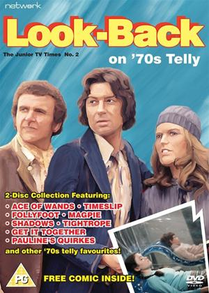 Rent Look Back on '70s Telly: No.2 Online DVD Rental