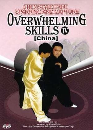 Rent Chen-Style Tai Chi Sparring, Capture and Overwhelming Skills: Vol.4 Online DVD Rental