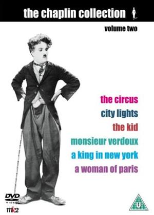 Rent Charlie Chaplin Classics: Vol.2 Online DVD Rental