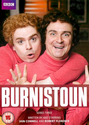 Rent Burnistoun: Series 3 Online DVD Rental