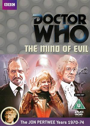 Rent Doctor Who: The Mind of Evil Online DVD & Blu-ray Rental