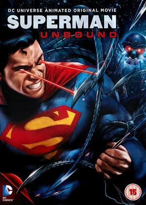Superman: Unbound Online DVD Rental