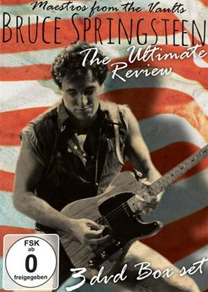 Rent Bruce Springsteen: Maestros from the Vaults: The Ultimate Review Online DVD Rental