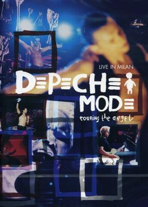 Rent Depeche Mode: Touring the Angels: Live in Milan Online DVD Rental