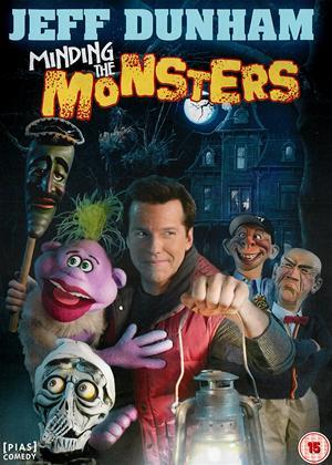 Rent Jeff Dunham: Minding the Monsters Online DVD Rental