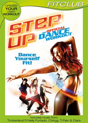 Rent Step Up: The Official Dance Workout Online DVD Rental