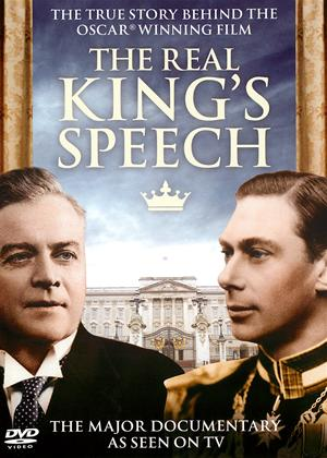 Rent The Real King's Speech Online DVD Rental