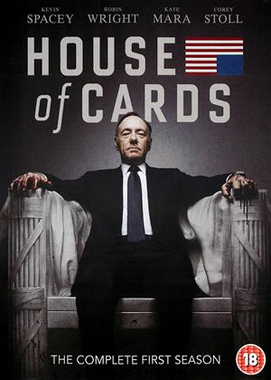 Rent House of Cards: Series 1 Online DVD Rental