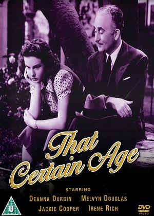 Rent That Certain Age Online DVD Rental