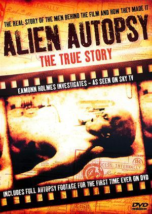 Rent Alien Autopsy: The True Story Online DVD Rental