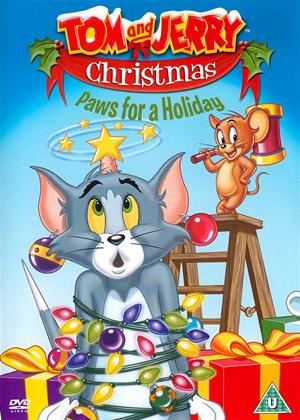 Rent Tom and Jerry's Christmas: Paws for a Holiday Online DVD Rental
