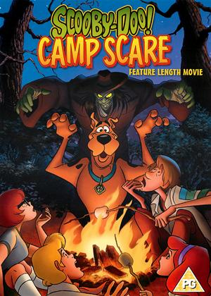 Rent Scooby-Doo! Camp Scare Online DVD Rental