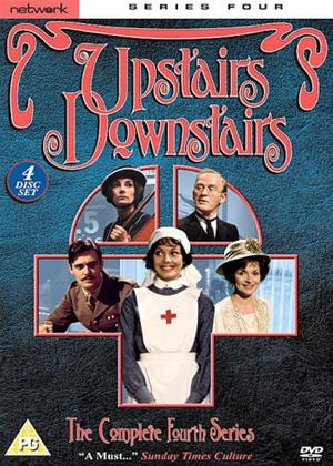 Rent Upstairs Downstairs: Series 4 Online DVD Rental