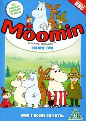 Rent Moomin: Series 2 Online DVD Rental