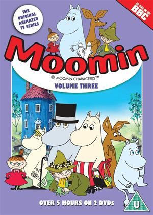 Rent Moomin: Series 3 Online DVD Rental
