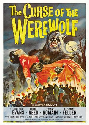 Rent The Curse of the Wolfman Online DVD Rental