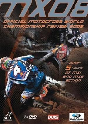 Rent World Motocross Championship Review 2008 Online DVD Rental