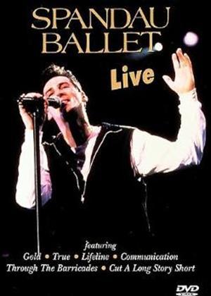 Rent The ITV Sessions: Spandau Ballet: Live in Concert Online DVD Rental
