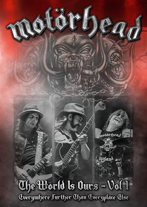Rent Motorhead: Live in Good Old New York Online DVD Rental