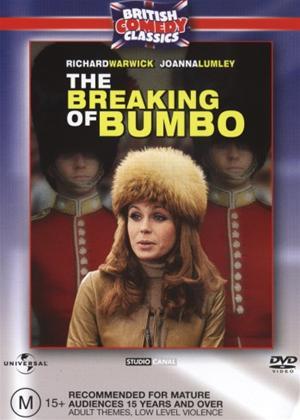 Rent The Breaking of Bumbo Online DVD Rental