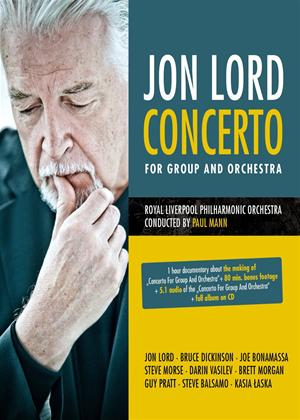 Rent Jon Lord: Concerto for Group and Orchestra Online DVD Rental