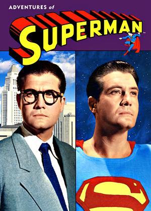 The Adventures of Superman Online DVD Rental