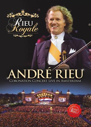 Rent Andre Rieu: Rieu Royale Online DVD Rental