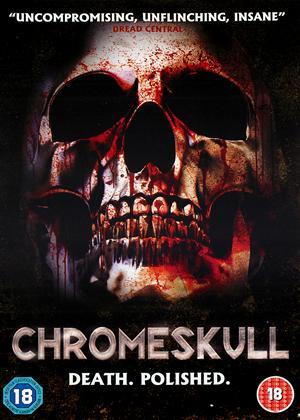 Rent Chromeskull (aka ChromeSkull: Laid to Rest 2) Online DVD Rental