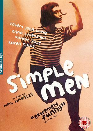 Rent Simple Men Online DVD Rental