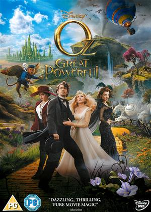 Oz: The Great and Powerful Online DVD Rental