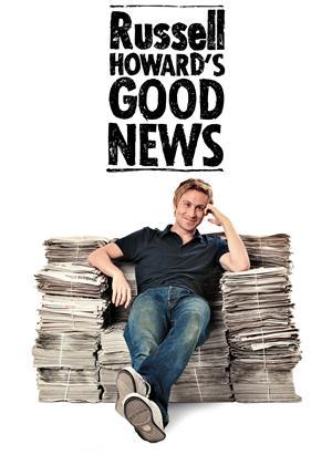 Rent Russell Howard's Good News Online DVD & Blu-ray Rental
