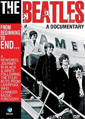 Rent The Beatles: From the Beginning to the End Online DVD & Blu-ray Rental