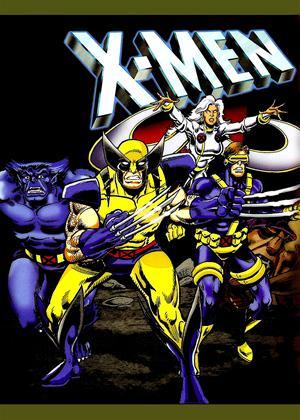 X-Men Online DVD Rental