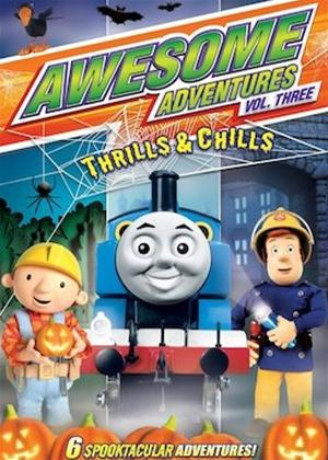 Rent Awesome Adventures: Thrills and Chills Online DVD Rental