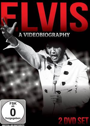Rent Elvis Presley: A Videobiography Online DVD Rental