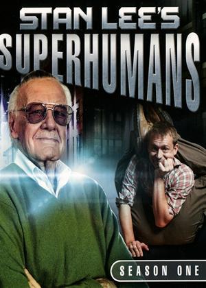Rent Stan Lee's Superhuman: Series 1 Online DVD Rental
