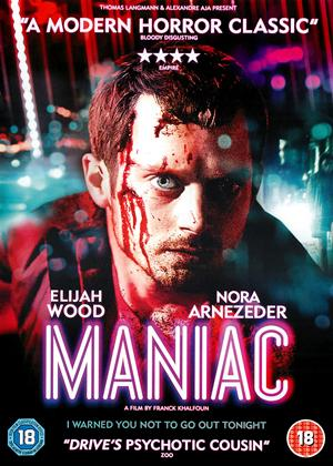 Rent Maniac Online DVD Rental