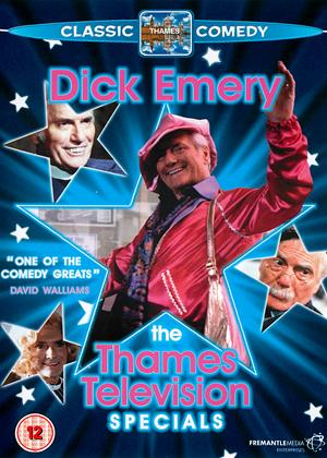 Rent Dick Emery: The Thames Television Specials Online DVD Rental