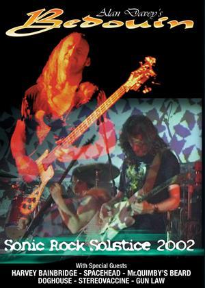 Rent Alan Davey's Bedouin: Sonic Rock Solstice 2002 Online DVD Rental