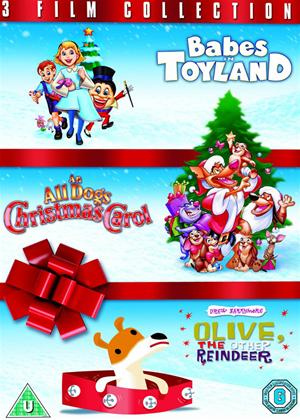 Rent Babes in Toyland / Olive: the Other Reindeer / An All Dogs Christmas Carol Online DVD Rental
