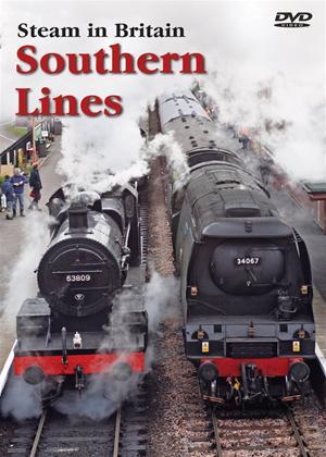 Rent Steam in Britain: Southern Lines Online DVD Rental