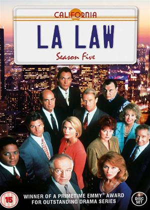Rent L.A. Law: Series 5 Online DVD Rental